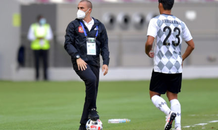 Cannavaro predicted Xavi to Barcelona