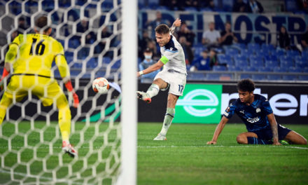 Europa League | Lazio 0-0 Olympique Marseille: Immobile unlucky
