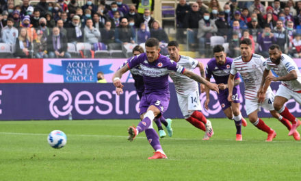 Italiano and Biraghi clarify Vlahovic penalty incident