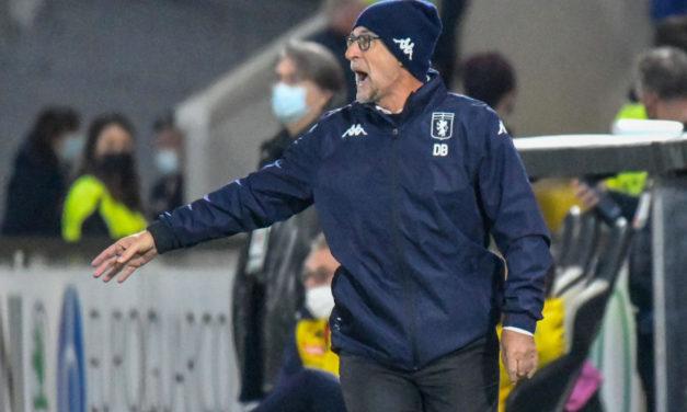 Ballardini: 'Spezia deserved more than Genoa'