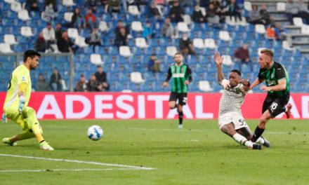 Serie A | Sassuolo 3-1 Venezia: Berardi sparks comeback