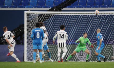Champions League | Zenit 0-1 Juventus: Kulusevski to the rescue