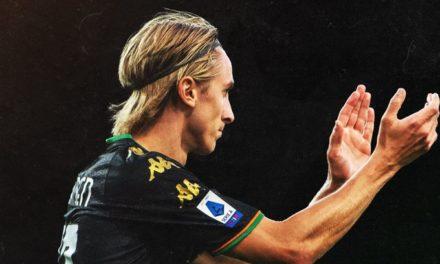 Official: Venezia extend Johnsen contract