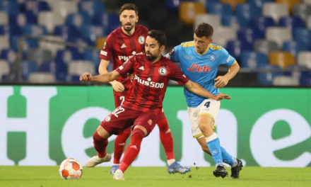 Demme: 'Napoli take it slowly, Spalletti sees things others don't'