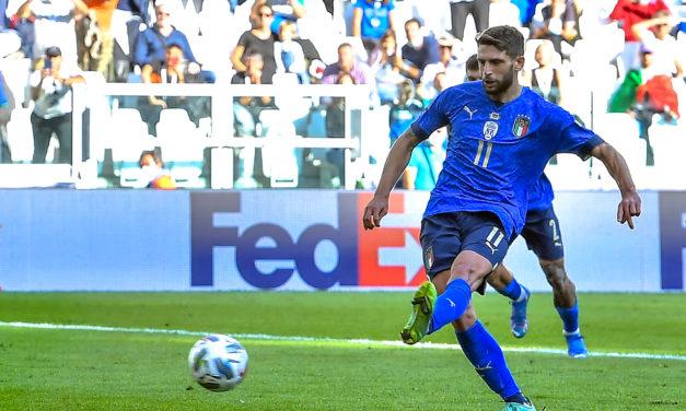 Berardi: 'Italia quería enviar una señal'