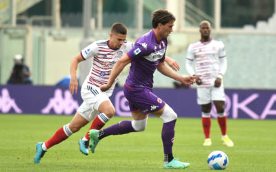 Vlahovic refuses to take Fiorentina penalty