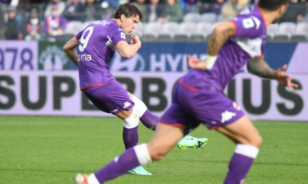 Resumen de la Serie A: Fiorentina 3-0 Cagliari