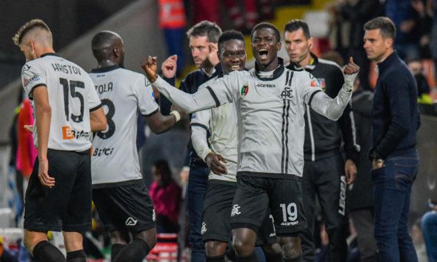 Serie A   Spezia 1-1 Genoa: Liguria Derby draw