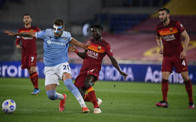 Roma negotiate with Darboe amid interest from Tottenham and Fulham