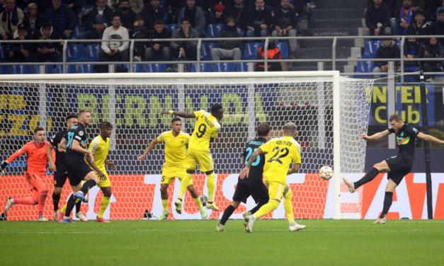 Liga de Campeones   Dzeko marcó el segundo mejor gol de la semana