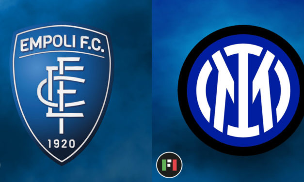 Serie A LIVE: Empoli vs. Inter