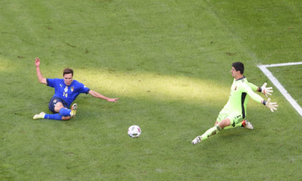 Liveblog Nations League: Italy vs. Belgium