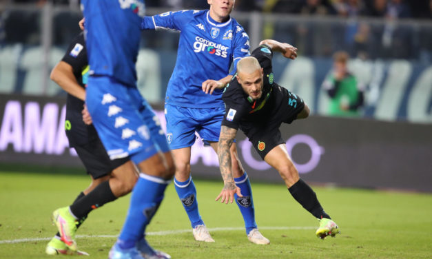 Serie A | Empoli 0-2 Inter: Castellani success