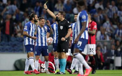 Ex-referee Cesari: 'Disallow Porto goal against Milan'