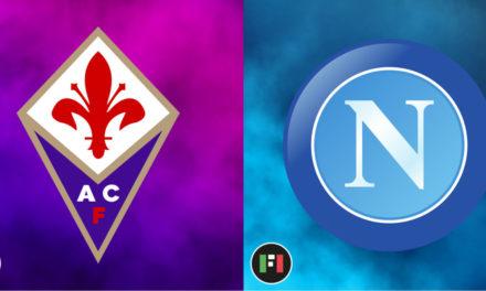 Serie A Preview | Fiorentina vs. Napoli: Perfect record faces threat