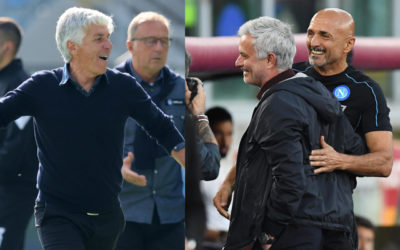 Gasperini, Mourinho and Spalletti see red, but none of them understand why