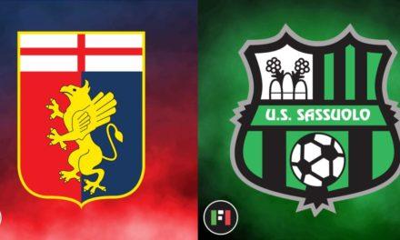 Serie A Preview | Genoa vs. Sassuolo: Ballardini on edge