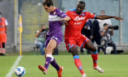 Koulibaly didn't sleep for two nights after receiving racial abuse