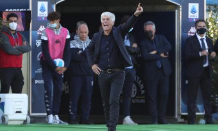 Gasperini: 'Atalanta and Empoli could've scored more'