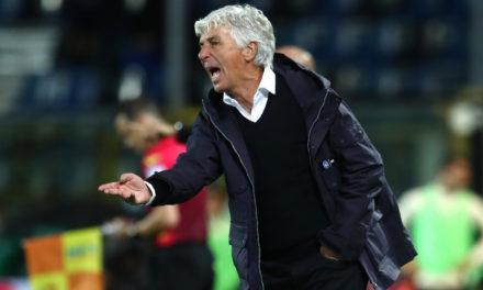 Gasperini: 'Referees are a big problem'