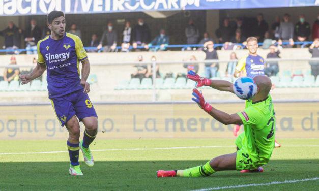 Serie A | Verona 4-1 Lazio: Simeone golpea cuatro a Sarri