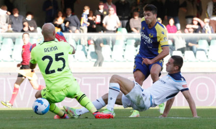 Serie A Highlights: Verona 4-1 Lazio