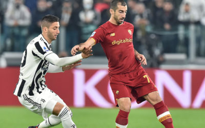 Mkhitaryan: 'Why can't referee wait to blow the whistle?'