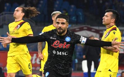 Serie A | Napoli vs. Bologna live