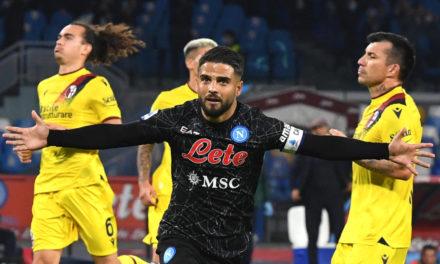 Serie A   Napoli vs. Bologna live