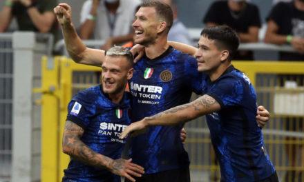 Dzeko: 'el Inter debe agradecer a Lukaku, la Roma me vendió a la Juventus'