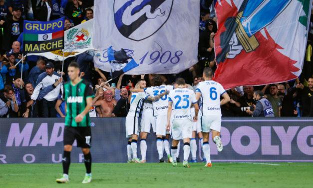 Serie A Highlights: Sassuolo 1-2 Inter