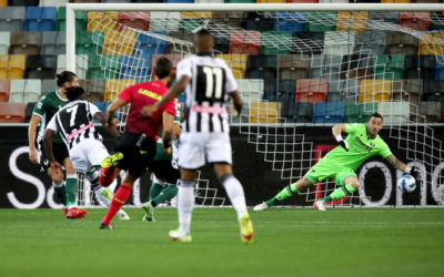 Serie A | Udinese 1-1 Verona: Success, but not a victory