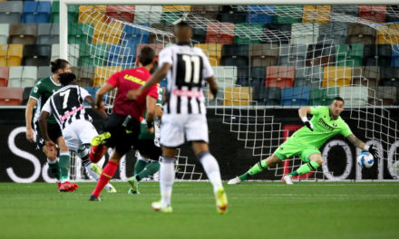 Serie A | Udinese 1-1 Verona: Éxito, pero no victoria