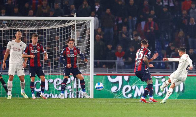 Serie A | Bolonia 2-4 Milán: nueve hombres Rossoblu asustan a Zlatan