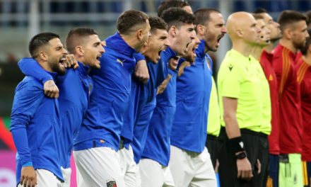 Over 24,000 tickets sold for Italy vs. Switzerland