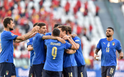 Italy surpass England in the FIFA ranking