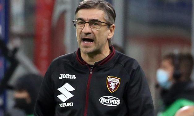 Juric: 'Torino dominated Milan' at San Siro