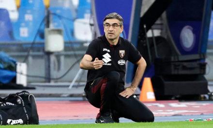 Juric: 'Torino had more chances than Napoli'