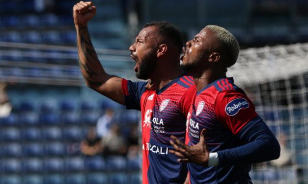 Serie A Highlights: Cagliari 3-1 Sampdoria