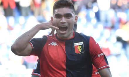 Serie A Highlights: Genoa 2-2 Sassuolo