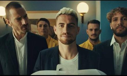 Italy stars joke about England and EURO 2020 in Mancini ad