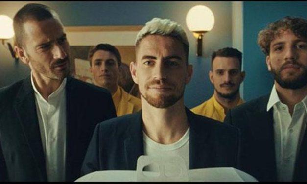 Las estrellas italianas bromean sobre Inglaterra y la EURO 2020 en un anuncio de Mancini