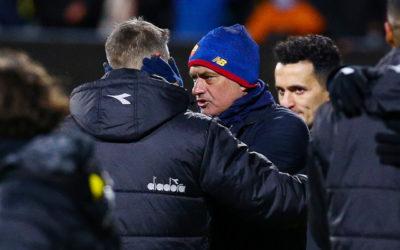 Mourinho: 'I over-estimated Roma players'