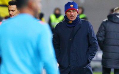 Mourinho to punish five Roma players after embarrassing European loss