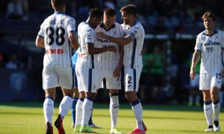 Serie A Highlights: Empoli 1-4 Atalanta