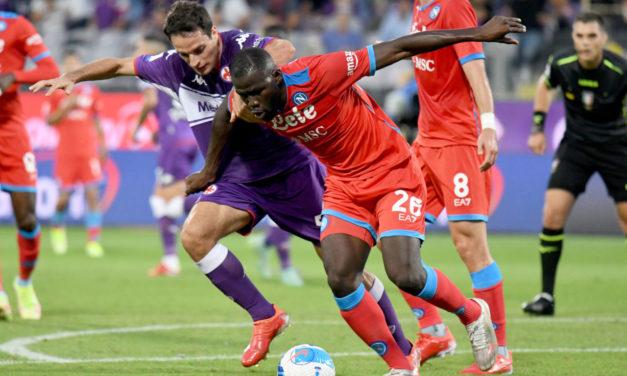 Fiorentina identify fan who racially abused Koulibaly