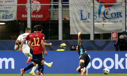 Nations League | Spain 1-2 France: Comeback Kings strike again