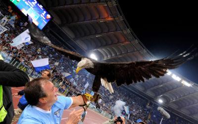 Lazio eagle handler: 'I admire Mussolini'