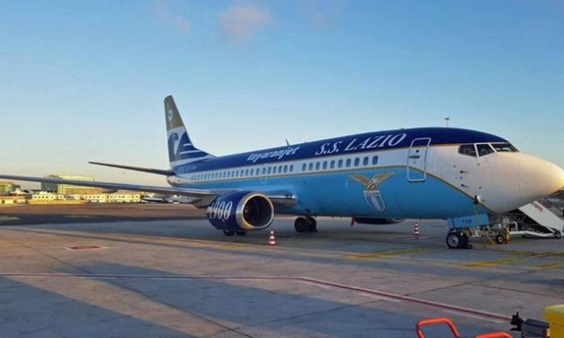 Lazio to drop airplane deal