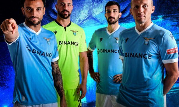 Lazio unveil new main shirt sponsor